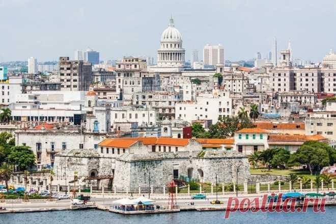 Кубинские дома и почему их окна бывают совсем без стекол