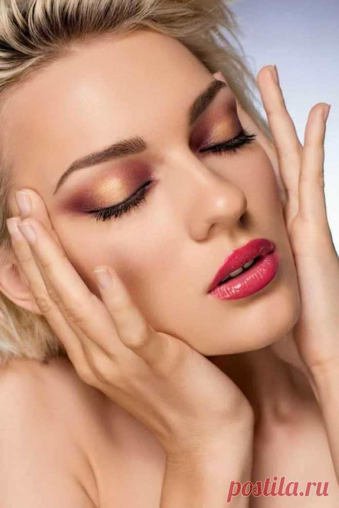 Поэтапный макияж лица: мастер класс