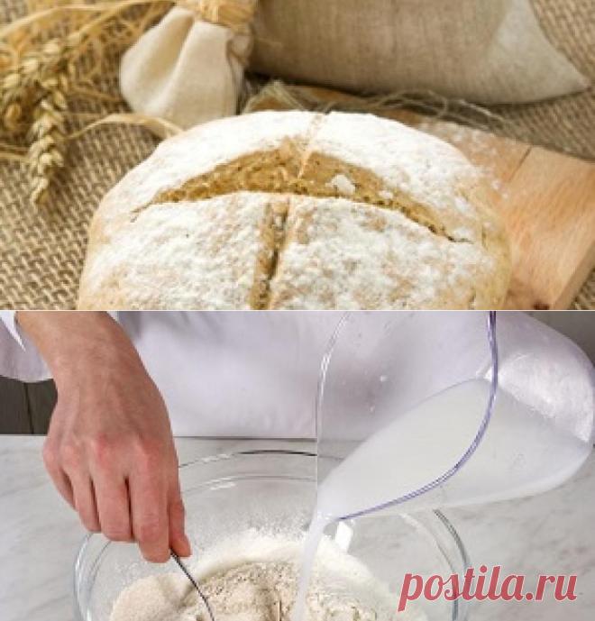 Простой и вкусный рецепт ирландского пресного хлеба с фото
