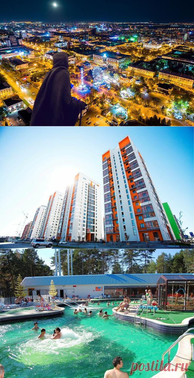 Тюмень - лучший город России. Зарплаты и цены. | Неутомимый странник | Яндекс Дзен