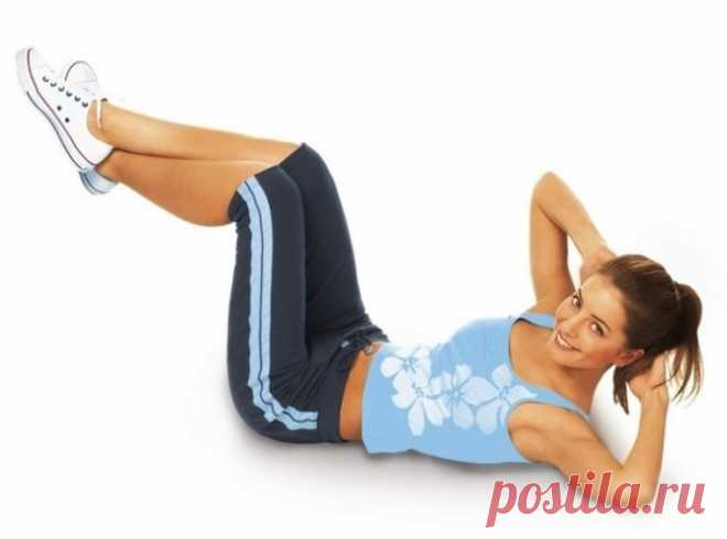 Simple exercises for weight loss in house conditions
