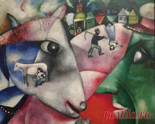 Comparatif, avis et test marc chagall 1943 dessin au feutre