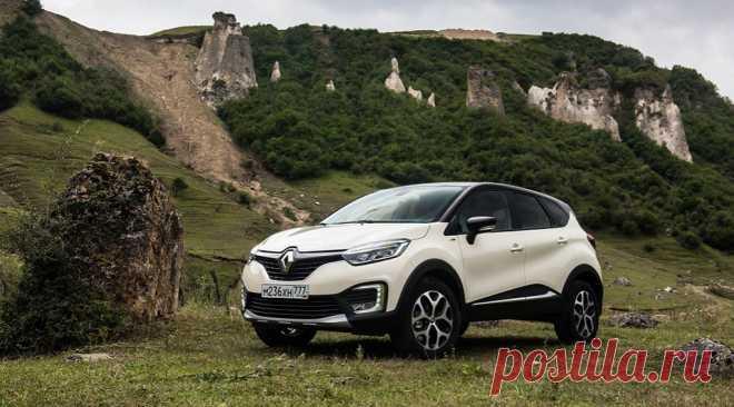 Сколько стоит замена LED-оптики на Renault Kaptur - цена, фото, технические характеристики, авто новинки 2018-2019 года