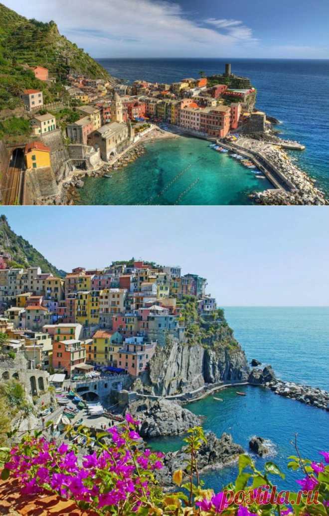 10 самых уютных итальянских городков : НОВОСТИ В ФОТОГРАФИЯХ