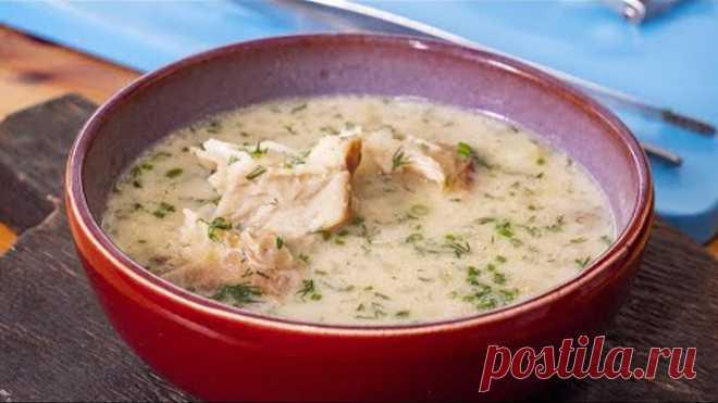 Сливочный суп из рыбы лучше, чем финская уха и готовиться за 20 минут.