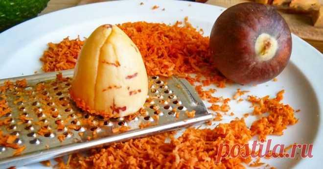 Косточка авокадо для волос