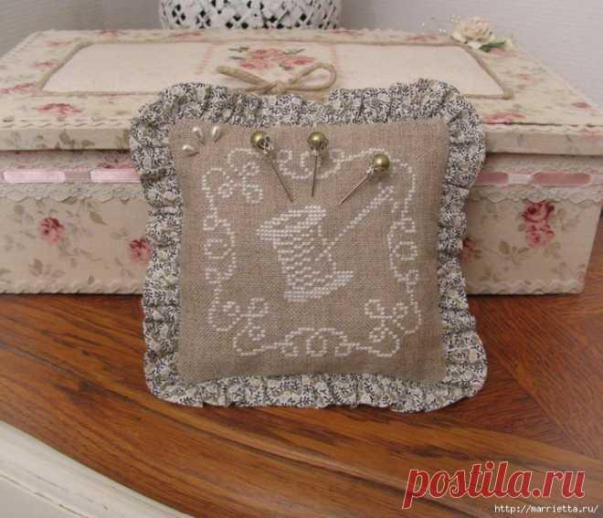 Миниатюрная винтажная вышивка крестом — идеи для вдохновения и схемы  Миниатюрная винтажная вышивка крестом. Идеи для вдохновения и схемы