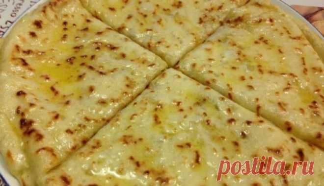 Визитной карточкой ингушской кухни считается также чапильгаш. Это лепешки из тонкого теста...