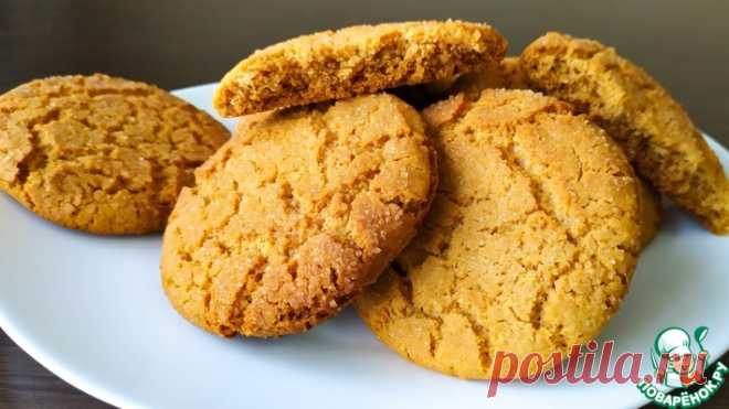 Печенье с медом без яиц Кулинарный рецепт
