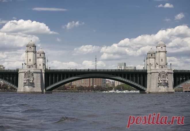 «Мост Лонгфелло (Массачусетс, США)» — карточка пользователя Алёна Ростунцова в Яндекс.Коллекциях