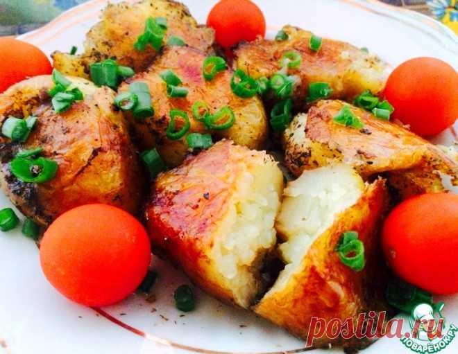 Идеальный запеченный картофель – кулинарный рецепт
