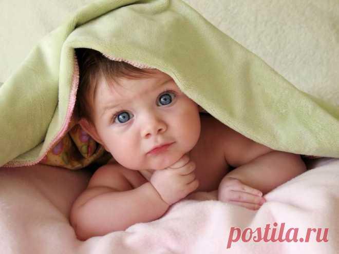 Как узнать о характере вашего малыша » Красота Жизни