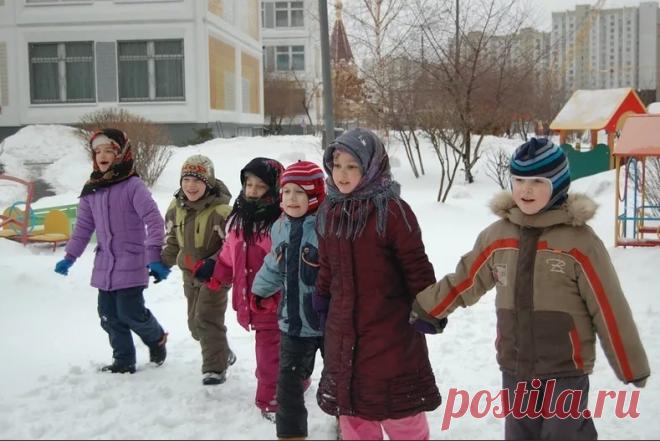 «Просо» — белорусская народная игра | Игры с детьми от года до семи | Яндекс Дзен