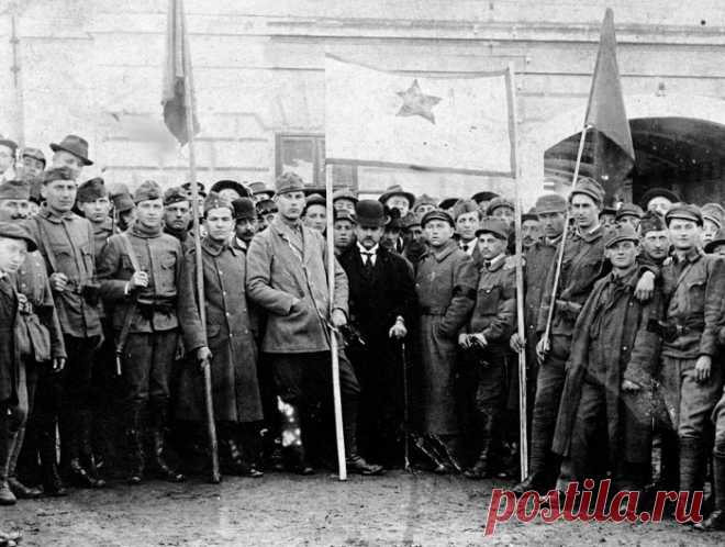 8 советских республик, просуществовавших рекордно короткое время