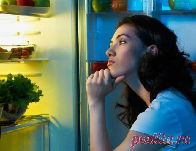 Что можно съесть на ночь, чтобы спать и худеть