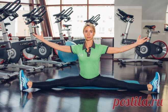 Упражнения на растяжку, которые помогают снять напряжение