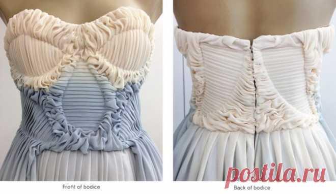Две одинаковые техники - две разные модели ( подборка) / Материалы, техники и инструменты / Модный сайт о стильной переделке одежды и интерьера