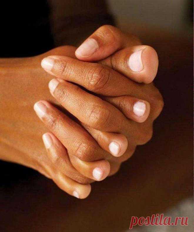Чтобы старость не застала врасплох, выполняй «переплетение пальцев!» — Лайм