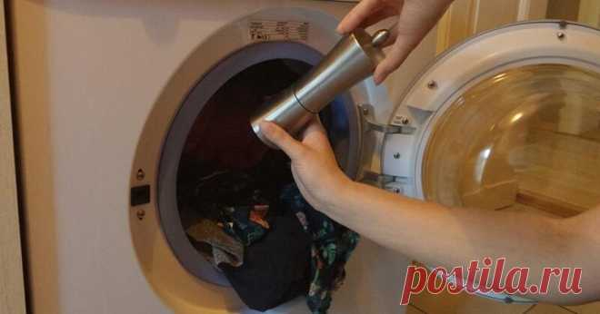 Соседка научила добавлять черный перец в стиральную машину перед стиркой. Теперь постоянно так делаю | Мой сад и огород | Яндекс Дзен