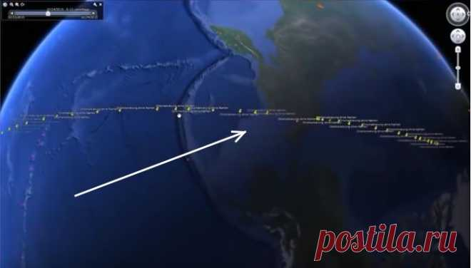 "We revealed the Secret: There is a Mysterious Wall Under the Ocean - from Pole to Pole (VIDEO) - NAT GEO WEB - Balkan Edition National Geographic reveals that has been released a video clip on Youtube, that denies all known scientific theories on the origin of human civilization. Mysterious wall is far greater than the Great Wall of China and for the most part is located below the surface of the ocean. ""World Wall"" stretches tens of thousands of …"