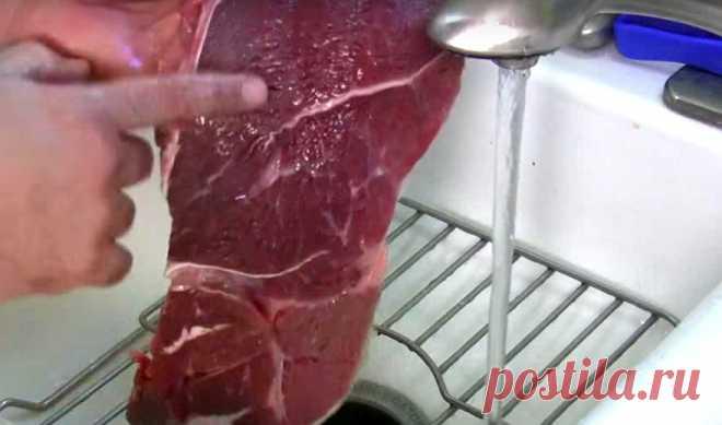 Самое жесткое мясо будет таять во рту. Невероятно крутой лайфхак!
