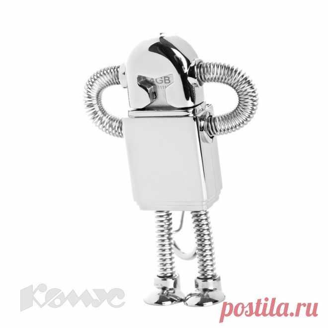 Флеш-память USB «Робот», 4GB - 504 p.