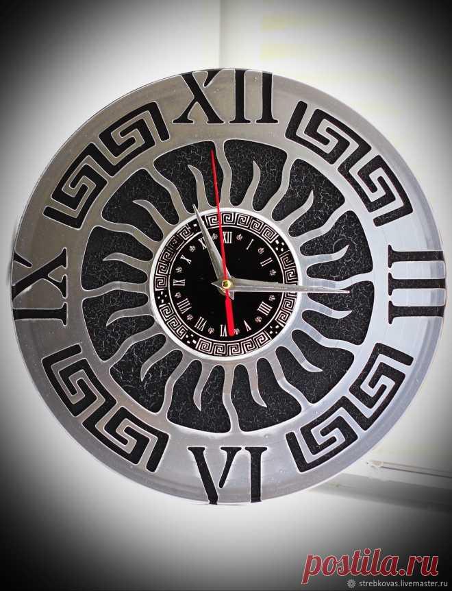 Настенные часы Время Ра – купить в интернет-магазине на Ярмарке Мастеров с доставкой Настенные часы Время Ра - купить или заказать в интернет-магазине на Ярмарке Мастеров   Настенные часы