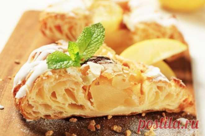 Грушевый пирог с медом — В РИТМІ ЖИТТЯ