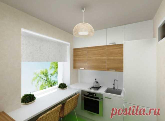 12 interiores que inspiran, que tiene que mirar a todos los propietarios de las cocinas pequeñas