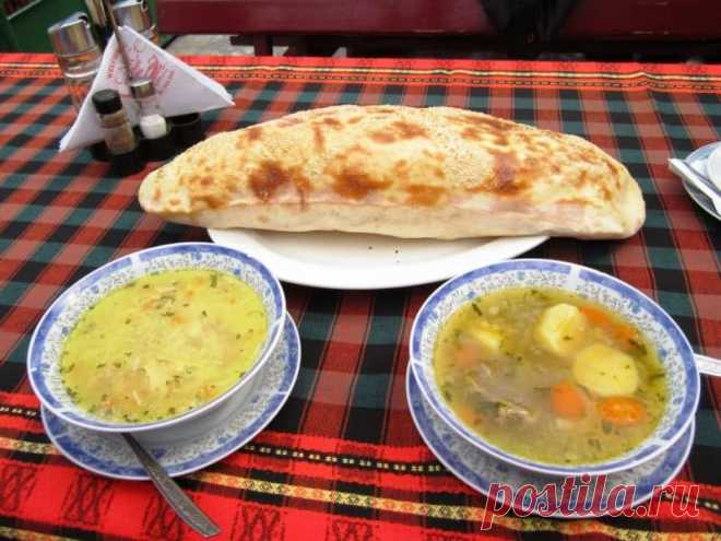 Куриный суп по-болгарски: или же Пилешка Супа