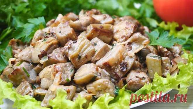 Чудо Блюдо! Без грамма мяса! А по вкусу не отличишь!