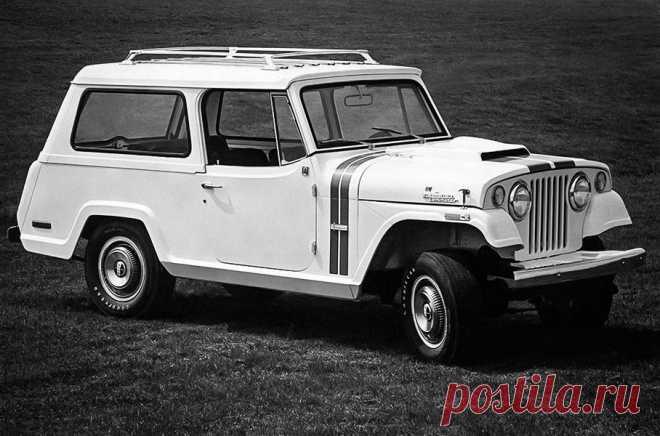 Отмечаем 80-летие первого «джипа», вспоминая необычные и забытые модели — Читальный зал — Motor