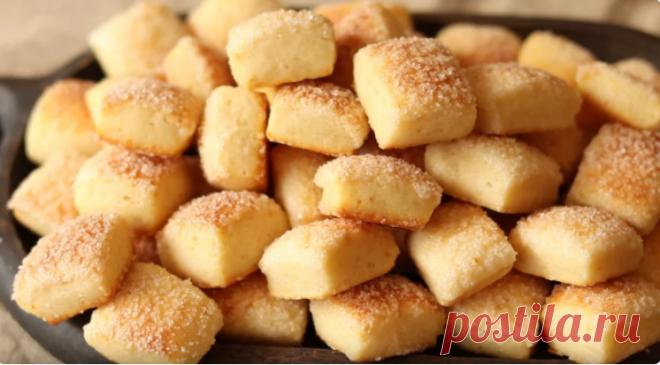 Очень простой и вкусный рецепт печенья на кефире за 20 минут Этот рецеп   тортики   Постила