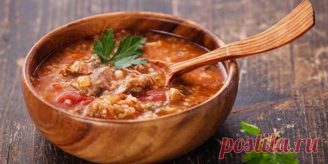 Рецепт приготовления супа харчо в домашних условиях - Советы домохозяйкам
