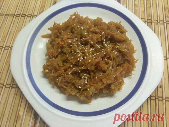 Тушеная капуста - самостоятельное блюдо и как дополнение к мясным изыскам