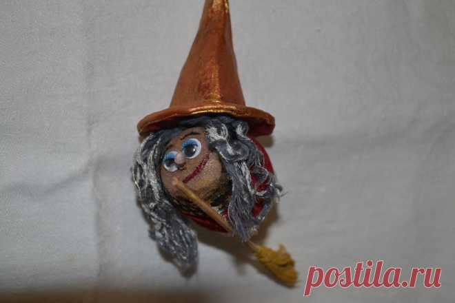Вот такая ведьмочка!