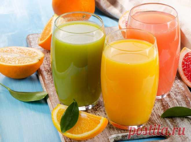 10 классных напитков, которые круто очищают организм - Статьи на Повар.ру