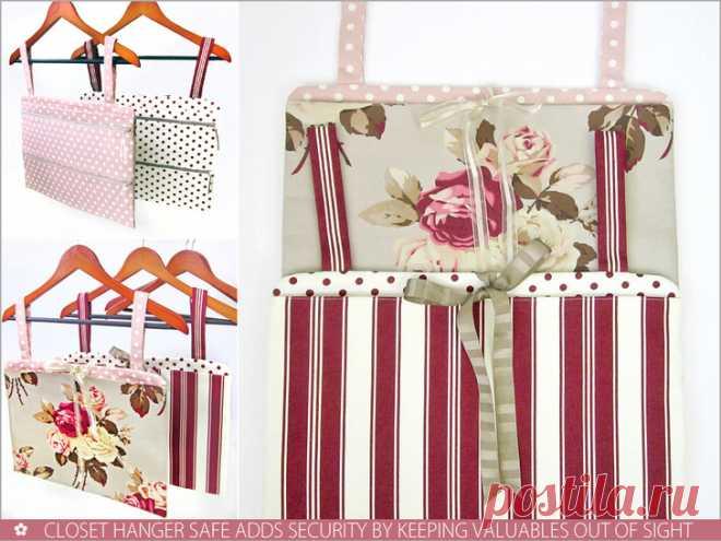Closet Hanger Safe for Travel & Home | Sew4Home
