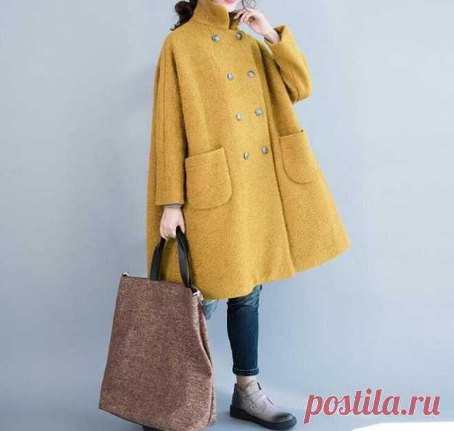 Women wool overcoat Wool winter Coat double breasted Coat   Etsy