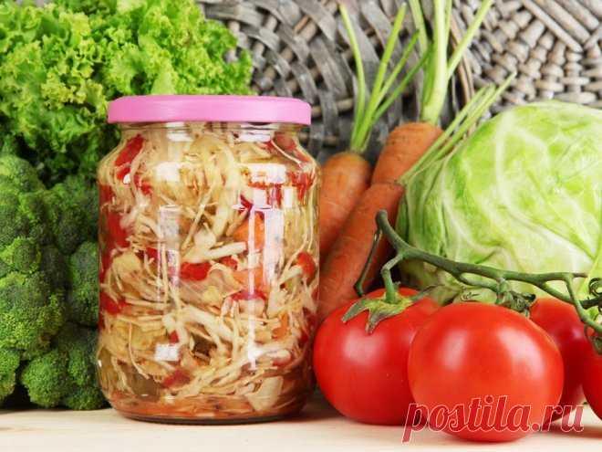 3 рецепта из капусты на зиму | Дамский эксперт