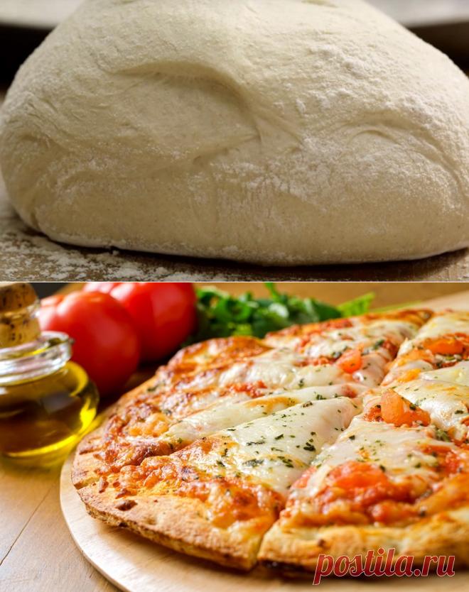 лучшее тесто для пиццы рецепт с фото маленьких пород собак