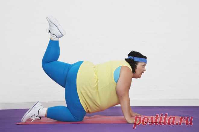 Большой вес и тренажерный зал: действуем осторожно, но верно