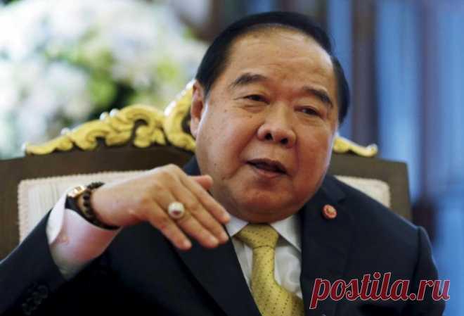 En Tailandia los activistas han contado al vicepremier cerca de dos decenas del reloj caro | con las Novedades en Rusia y el mundo