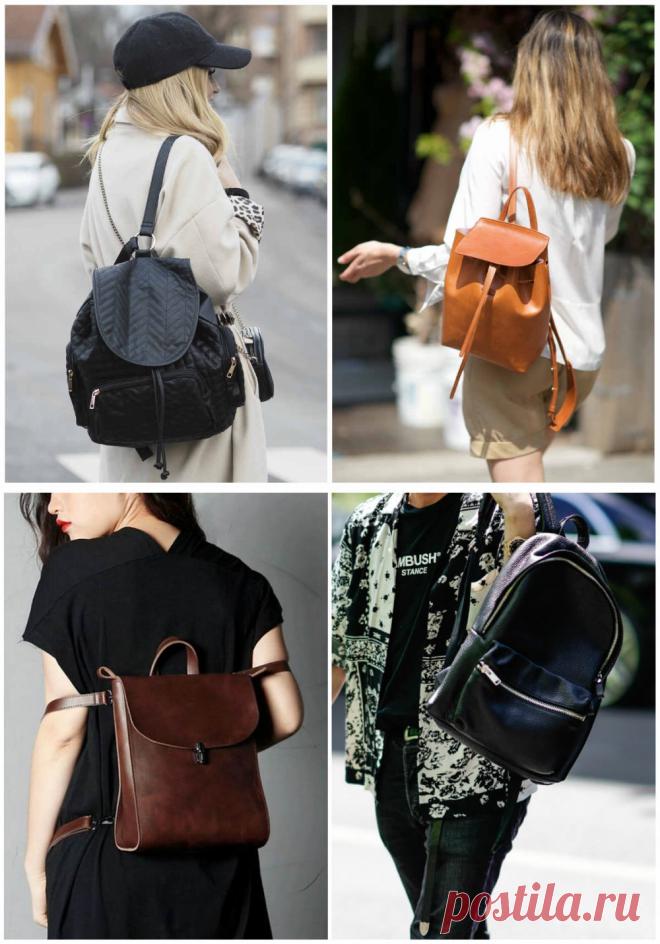 de7d5f67ff33 Модные рюкзаки 2018; модные рюкзаки для девушек | Мода И Стиль | Постила