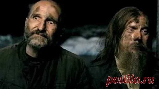 «Остров» Фильм Павла Лунгина, 2006.