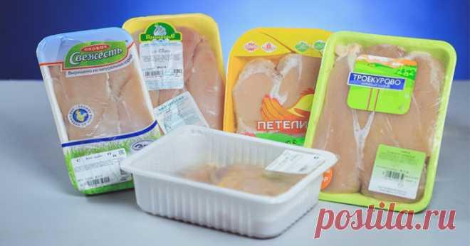 В лаборатории проверили куриное филе всех известных производителей!
