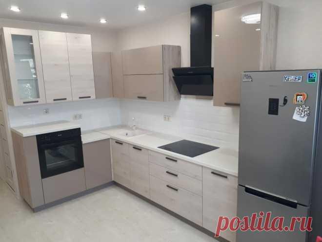 Ремонт кухни 11 кв.м от молодой семьи с небольшим бюджетом. | Идеи для кухни | Яндекс Дзен