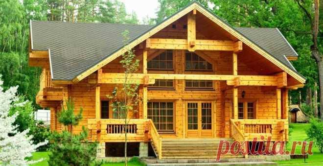 Минстрой совершенствует стандарты деревянного домостроения | Строй СЛ