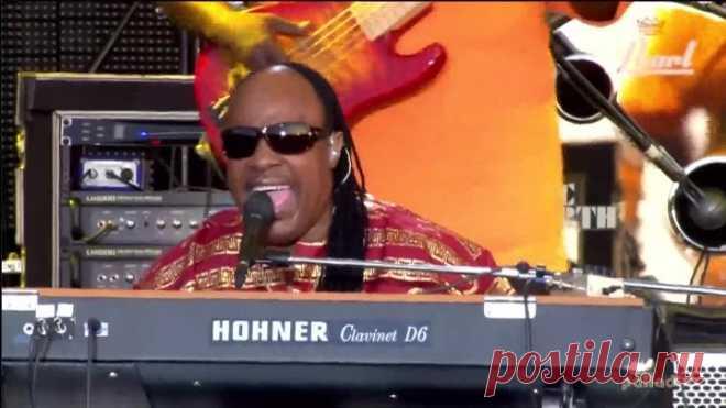Stevie Wonder - Hard Rock Calling ( Live, 2010 )