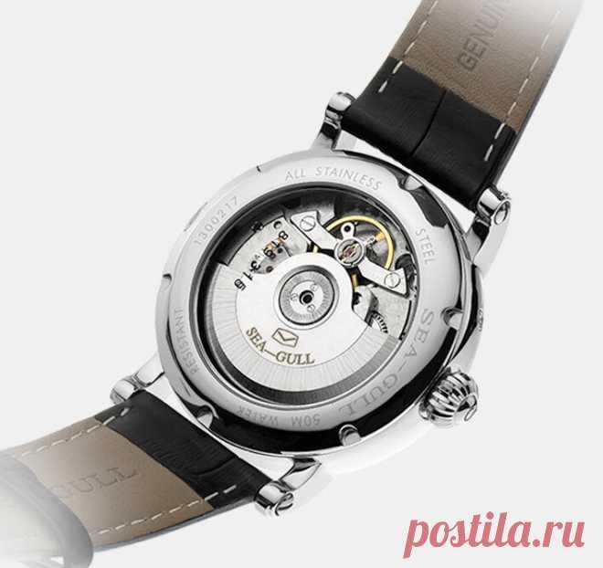 Потрясающие механические часы, для истинных ценителей усложнений   МУЖСКАЯ ⌚ ТЕРРИТОРИЯ   Яндекс Дзен